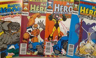 Lote cómics Hulk especiales años 90 Forum