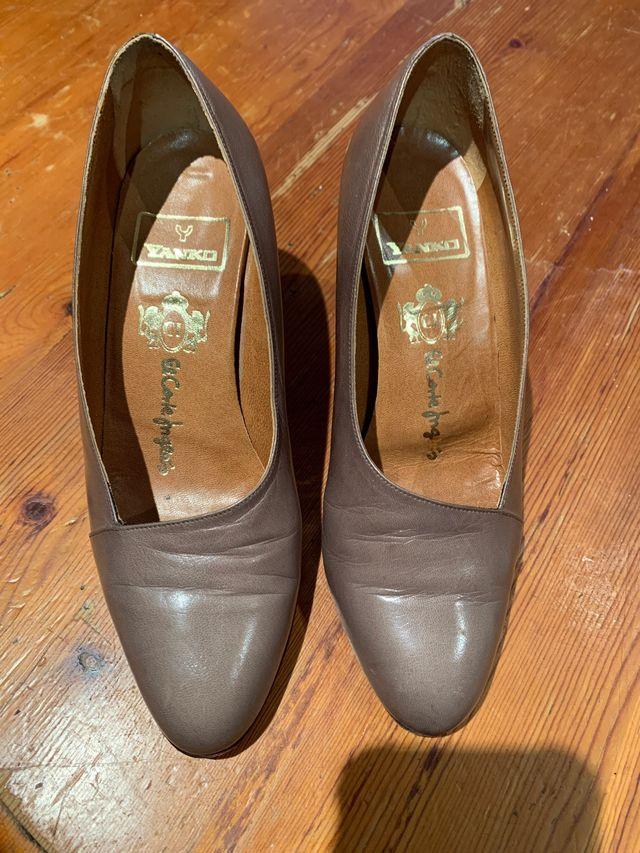 Zapatos piel mujer Yanko
