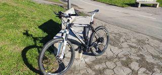 e-bike bicicleta eléctrica