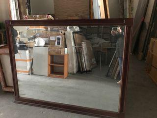 Espejo vintage 166 x 127cm