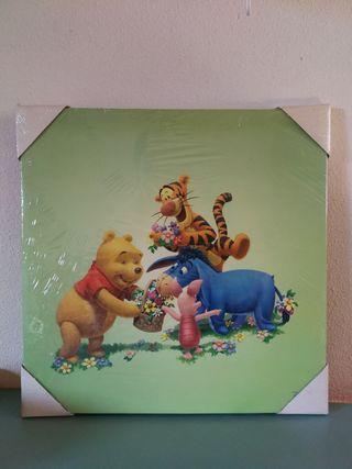 cuadro Winnie the Pooh NUEVO