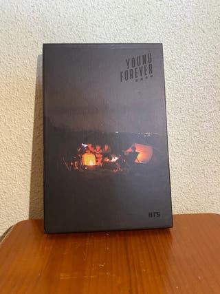 ALBUM KPOP BTS YOUNG FOREVER