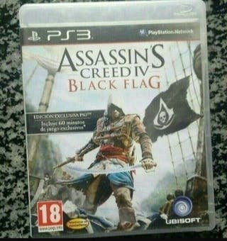Assassin's Creed IV Black Flag / PS3