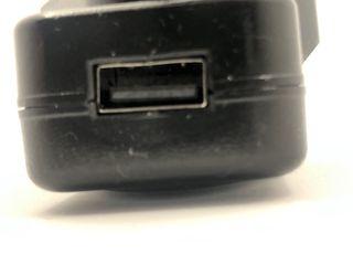 USB-A charger UK plug