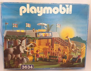 Zoo playmobil referencia 3634