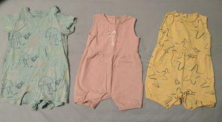 Set de pijama/monito, bebé de 9-12 meses (74 cm)