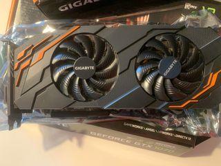 Tarjeta gráfica GeForce GTX 1070 OC 8GB