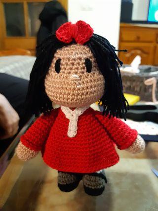 Mafalda amigurumi
