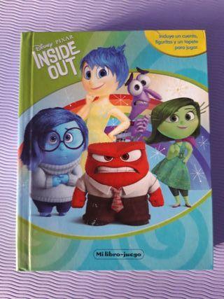 Libro-juego Inside out