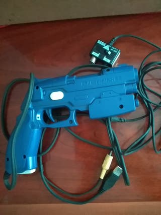 Pistola para videoconsolas