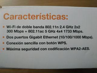 Repetidor wifi premium nuevo