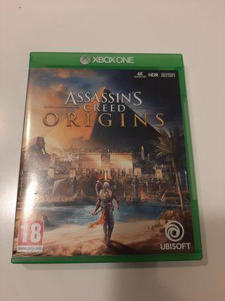 Assassins Creed Origins Xbox One S/X - Series X