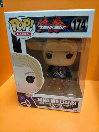 Funko Pop Nina Williams