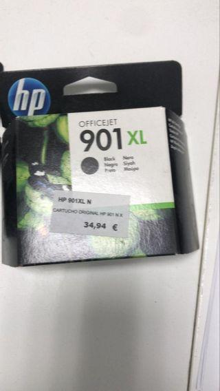 cartucho de tinta para HP 901 officejet