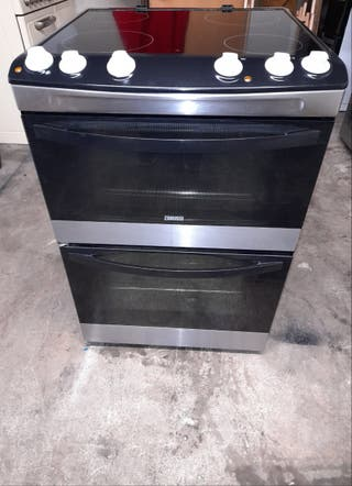 zanussi electrical cooker