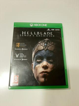 Hellblade Xbox One S/X - Xbox Series X