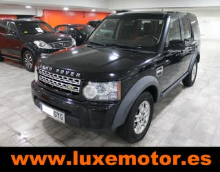 Land Rover Discovery 4 2.7 TDV6 S CommandShif 2010