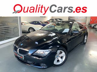 BMW Serie 6 635d coupe 2008