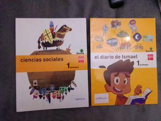 libro sociales primero primaria