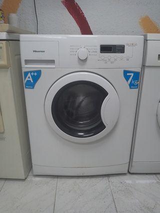 lavadora 7kg + transporte + garantía