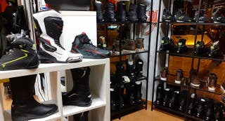 Botas, botines, zapatillas, MOTO, deportiva OUTLET
