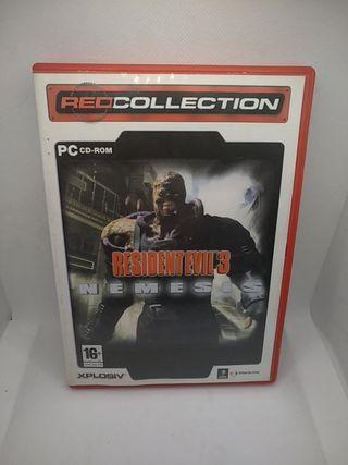 Resident Evil 3 Nemesis PC