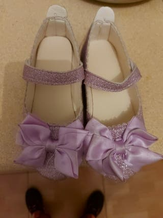vendo zapato de princesa