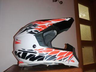 Casco Enduro KTM talla L