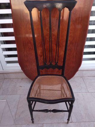 Silla antigua,modelo Liberty