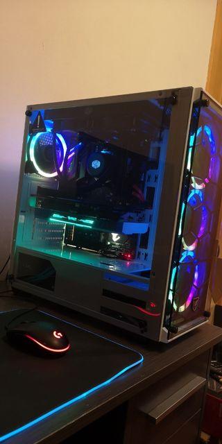 PC gaming / GTX 1080 / 16 RAM