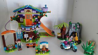 LEGO FRIENDS Casa en el árbol de Mía.41335