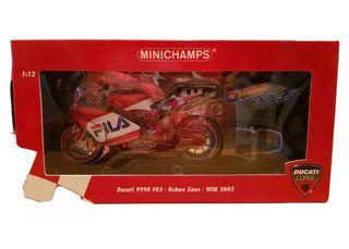 Ducati 999 1/12 minichamps