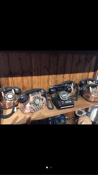 Teléfonos vintage