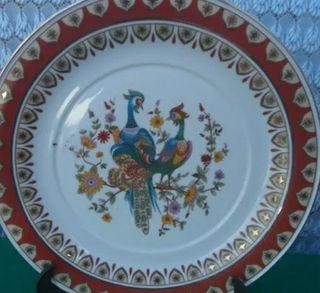 plato Porcelana China
