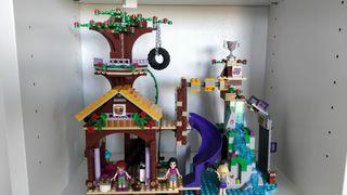LEGO FRIENDS Campamento de aventura 41123