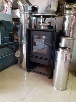 Vendo Estufa de Leña Hergóm