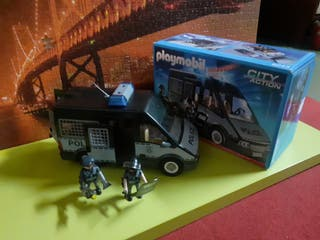 playmobil action city police