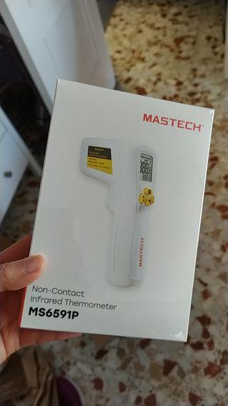 Termómetro láser Mastech