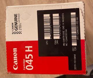 Tóner Canon Cartridge 045 H