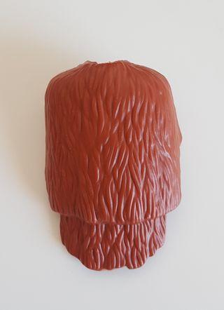 Playmobil Capa piel marrón