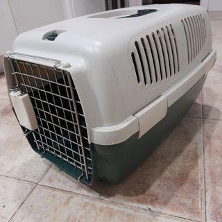 transportin perro-gato pequeño