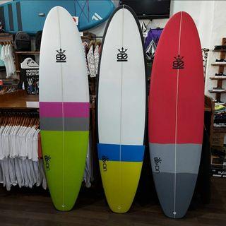 TABLAS DE SURF EVOLUTIVAS