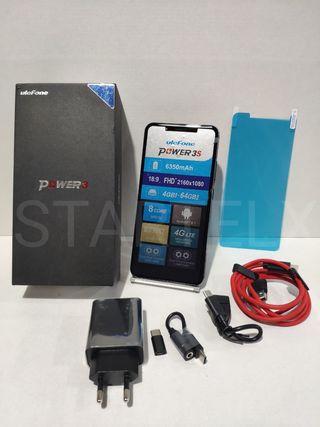 Ulefone Power 3S 6350mAh GARANTIA