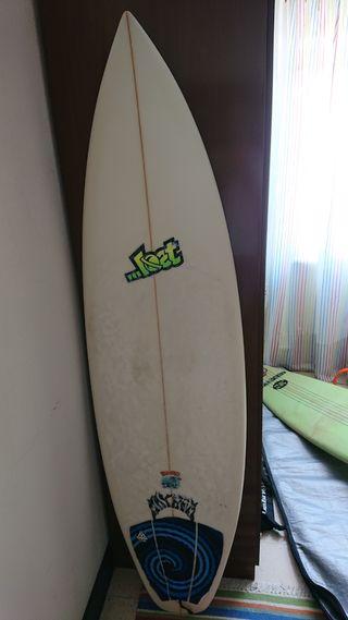 """Tabla de surf Lost Sub buggy 6'2"""""""