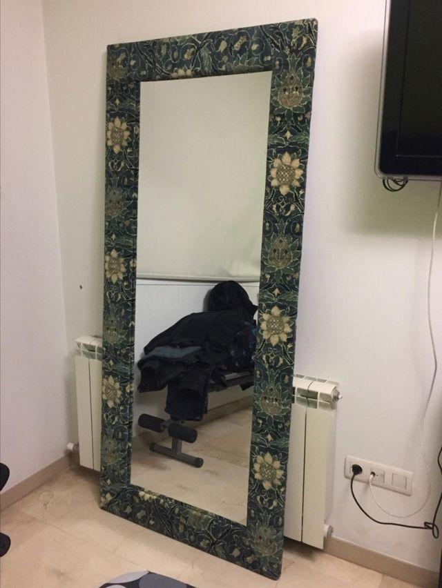 Gran espejo y marco 1,80 x 70