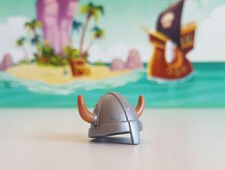 Playmobil Casco vikingo