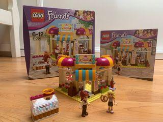 """Lego friends """"La pastelería"""""""