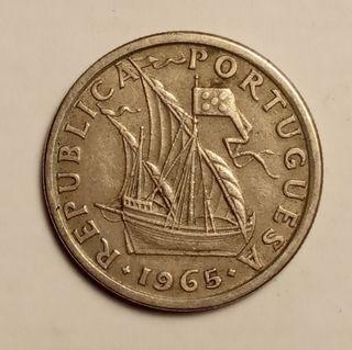 1965 - MONEDA PORTUGAL