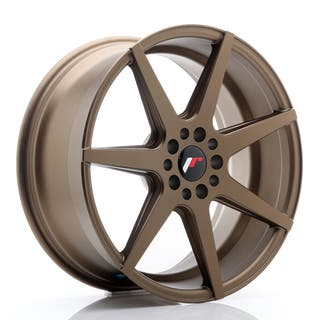 JR Wheels JR20 19x8,5 ET20 5x114/120 Matt Bronze