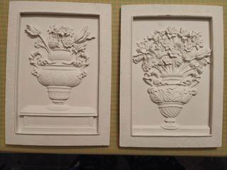 relieves en alabastro marmolina
